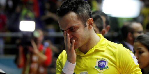image: Iran vant sensasjonelt mot Brasil i futsal-VM