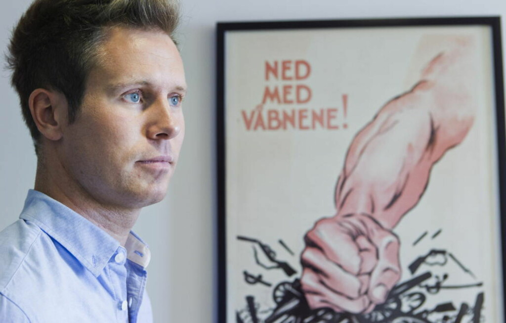 UNDER KRITIKK: AUF-leder Eskil Pedersen. Foto: BERIT ROALD / NTB SCANPIX