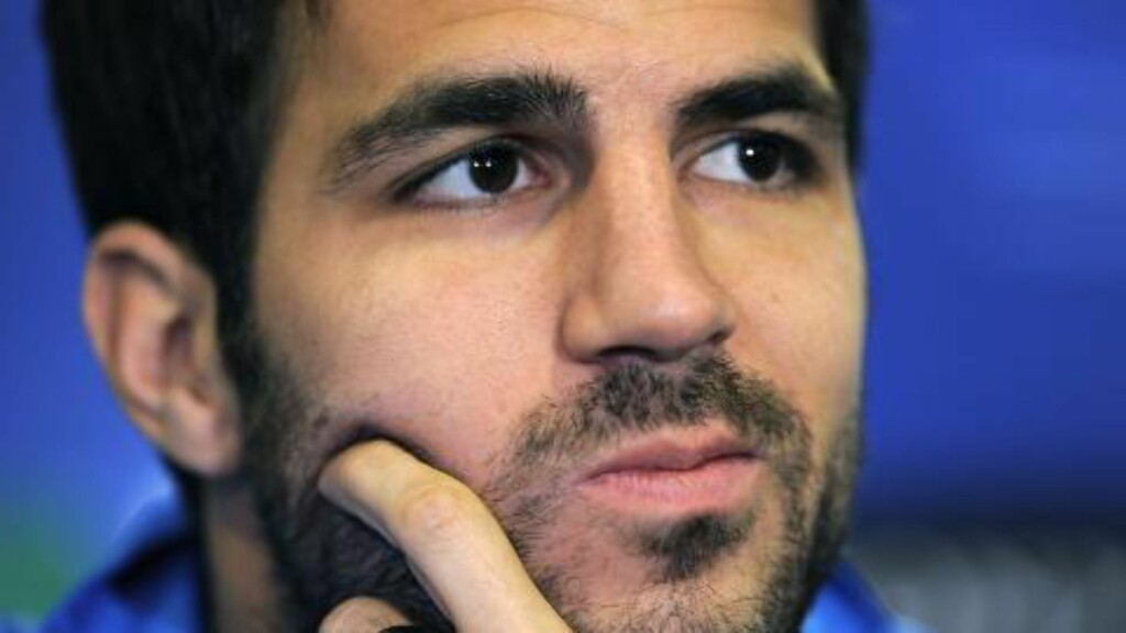 SPILTE PLAYSTATION: Cesc Fabregas da Barcelona slo Chelsea for tre år siden. Foto: AFP PHOTO/ LLUIS GENE