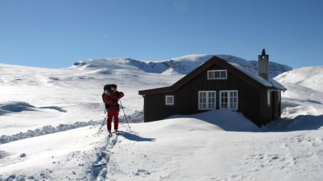 geilo snø