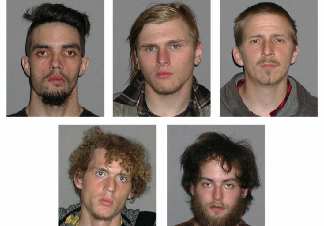 VILLE SPRENGE BRU: Fem menn er arrestert i et forsøk på å sprenge Brecksville-Northfield High Level bridge i Cleveland. Eksplosivene ble gitt til dem av en hemmelig FBI-agent og skal ha vært falsk. Foto: FBI /AP/SCANPIX