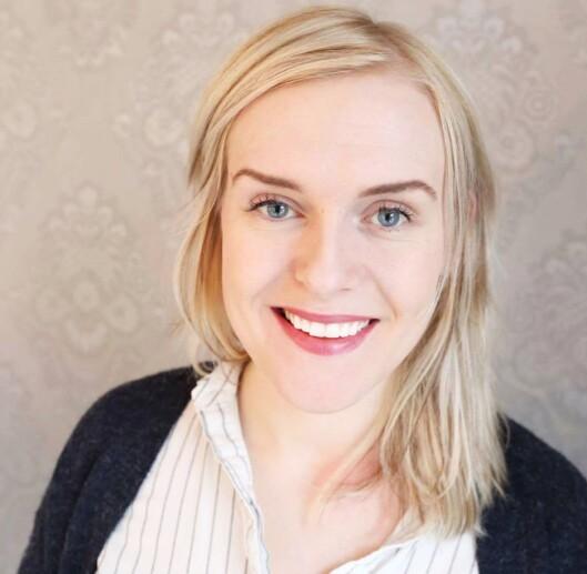 NYE PRIORITERINGER PÅVIRKER VENNSKAPET: Karoline Kolstå tror mange opplever at graviditeten fører med seg nye rutiner som krasjer med det livet man hadde før.  Foto: Privat