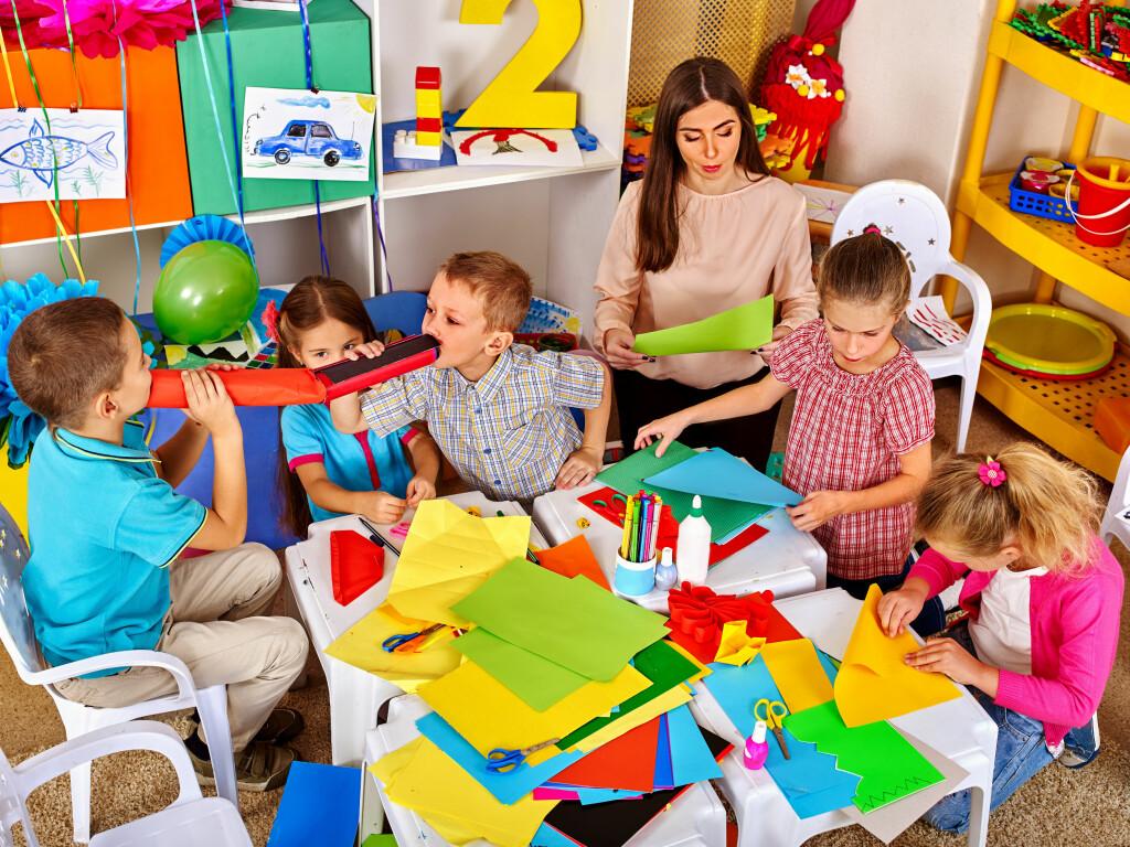 foreldreplakaten for alle med barn i barnehagen kk