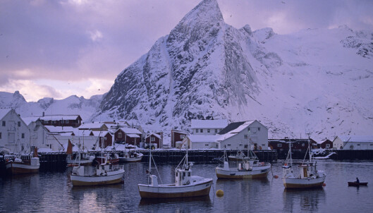 <strong>OLJEUTVINNING:</strong> De fleste partiene er enten for eller mot et vern av Lofoten, Vesterålen og Senja. Ap avventer spørsmålet til partiets landsmøte.Foto: NTB Scanpix