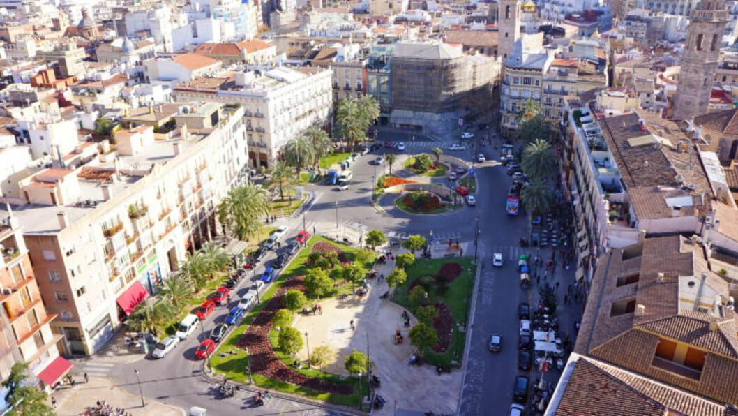 VAKKER BY: Valencia er en spektakulær storby som tilbyr både strandliv og gigantisk arkitektur. Foto: MORTEN STOKKAN