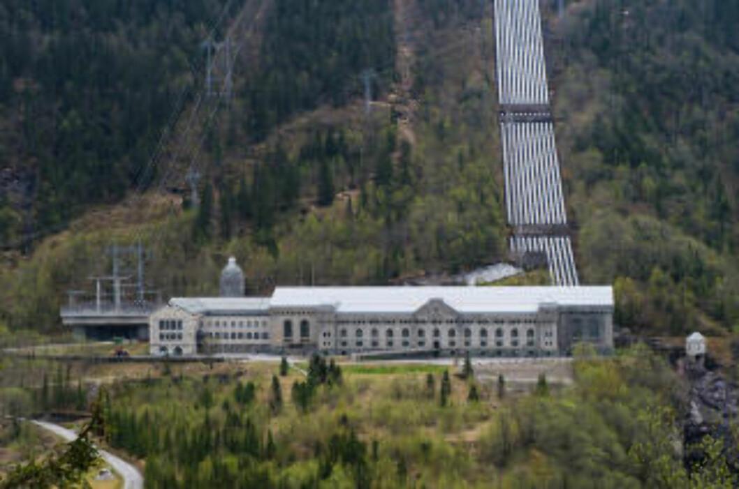 <strong>RJUKAN:</strong> Norsk industriarbeidermuseum  på Vemork, er kanskje mest kjent for sin presentasjon av Rjukans krigshistorie. Vemork var åstedet for en av de viktigste sabotasjeaksjoner under 2. verdenskrig. Foto: ROGER BRENDHAGEN