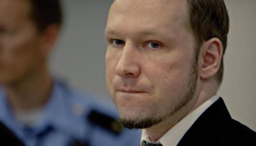 Om Knights Templar: - Bestevennenes vitnemål viser at Breivik lyver