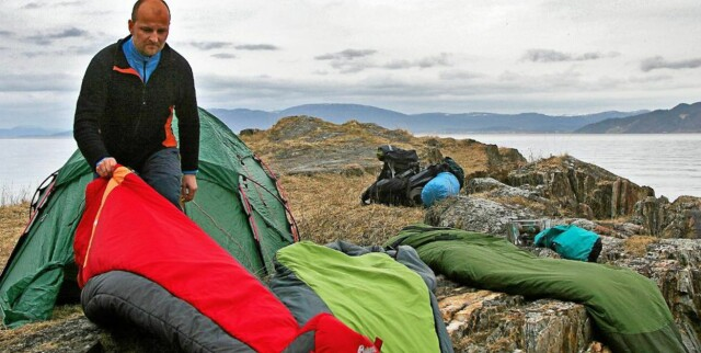 4b29456f Én av soveposene får terningkast seks - Dagbladet