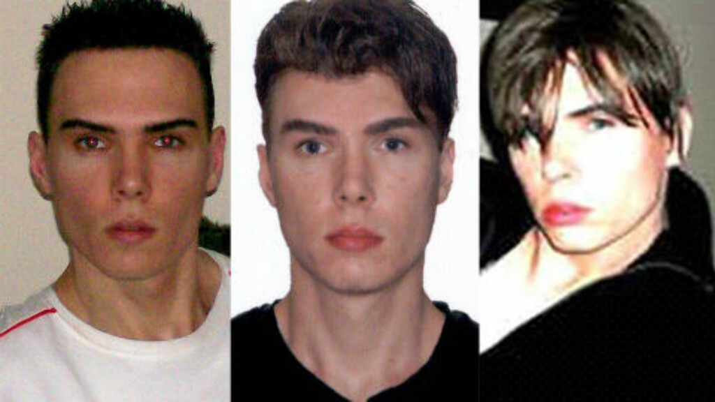 PÅGREPET: Luka Rocco Magnotta (29) ble pågrepet i Berlin. Det er ikke kjent om kroppsdelene har sammeneheng med drapet han er mistenkt for. Foto: AFP PHOTO/MONTREAL POLICE DEPARTMENT/EPA/AFP PHOTO/INTERPOL/NTBSCANPIX