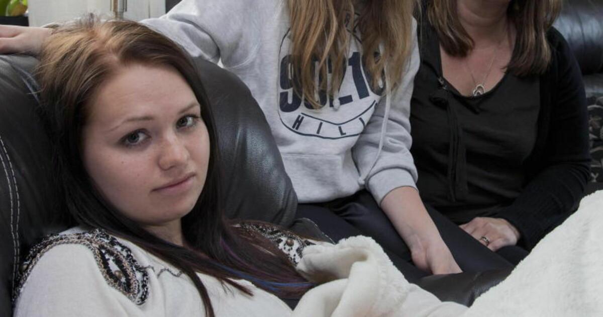 a1d17b9c - Til slutt ga vi opp, og hun lå levende død hjemme med rullgardinen  nedrullet hele døgnet - Dagbladet