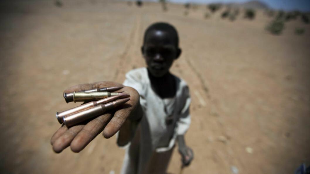 Russland og Kina bidrar til å bryte menneskerettighetene i Darfur, til tross for FNs våpenembargo, ifølge Amnesty. Foto: REUTERS/Albert Gonzalez Farran/UNAMID/SCANPIX