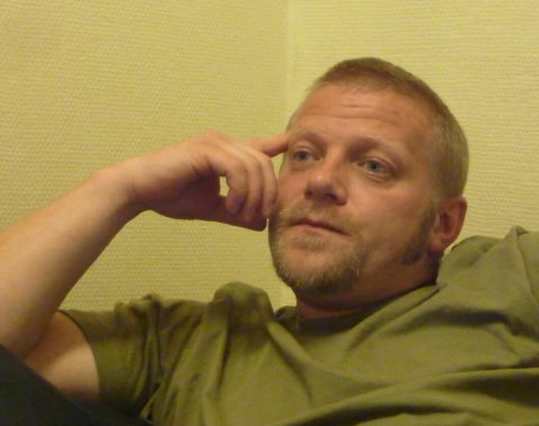 <strong>DØMT TIL FORVARING:</strong> Viggo Kristiansen soner på Ila - men hevder seg uskyldig dømt. Foto: EIVIND PEDERSEN