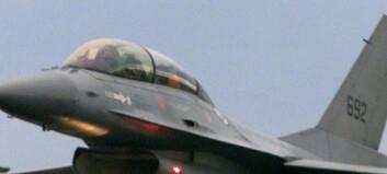 Ap går inn for Ørland som hovedbase for nye kampfly