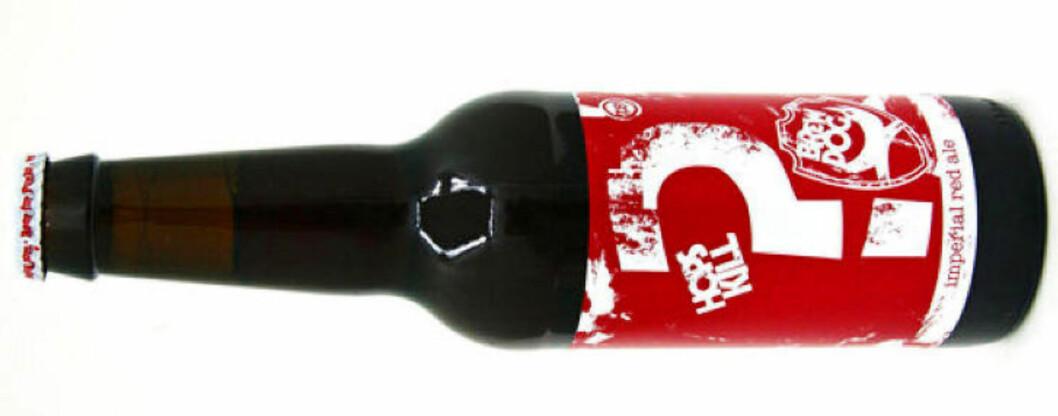 <strong>HERLIG STIL:</strong> Hops kill, red ale får 88 poeng.