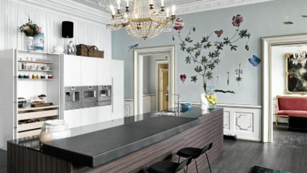 Sjekk ut de nyeste kjøkkenmodellene
