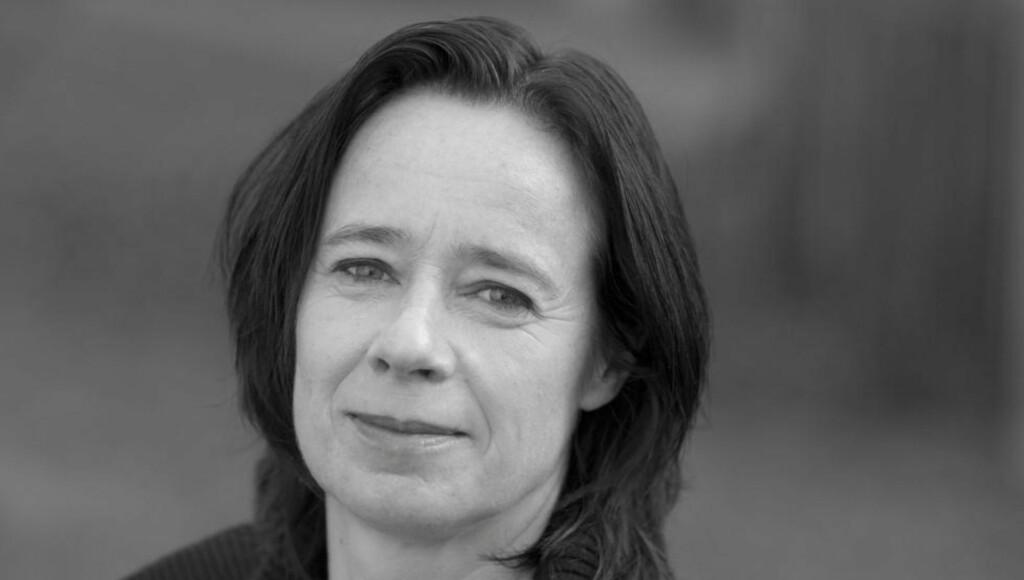 NEI TIL FORANDRING: Debutant Laila Sognnæs Østhagen skildrer en kvinnes sjalusi og frykt for forandring. Foto: OKTOBER