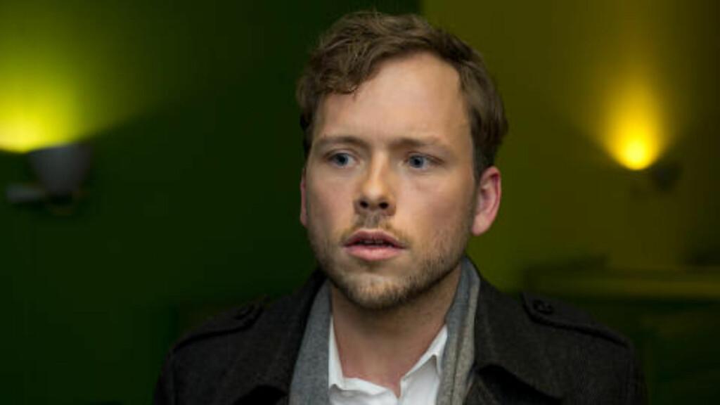 TAUS: Audun Lysbakken ønsket ikke å kommentere saken da Dagbladet snakket med han i går kveld. Foto: Øistein Norum Monsen / DAGBLADET