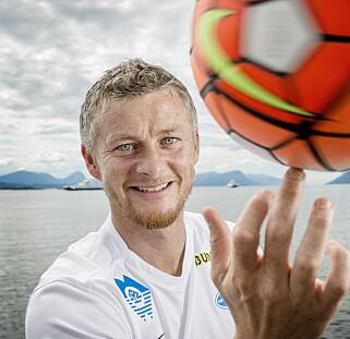 VIL BIDRA: Ole Gunnar Solskjærs bidrag til det norske landslaget er å utvikle så gode fotballspillere som mulig i Molde. Foto: Anita Arntzen / Dagbladet
