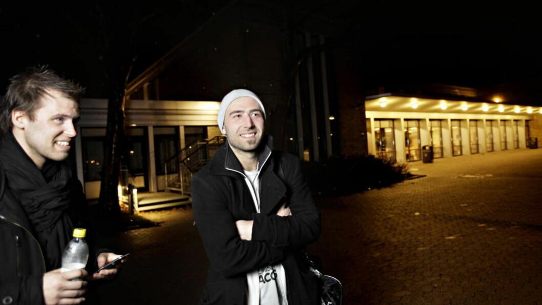 <strong>FUTSALLANDSLAGET:</strong> Rasmus Petersen er tatt ut i den første troppen til det danske futsallandslaget. Foto: Kristian Ridder-Nielsen / Dagbladet / Scanpix