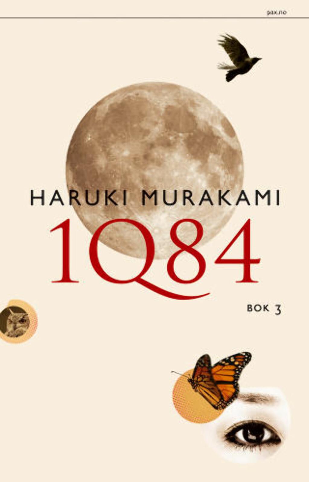 image: Bare Murakami kan lage stor litteratur av dette våset