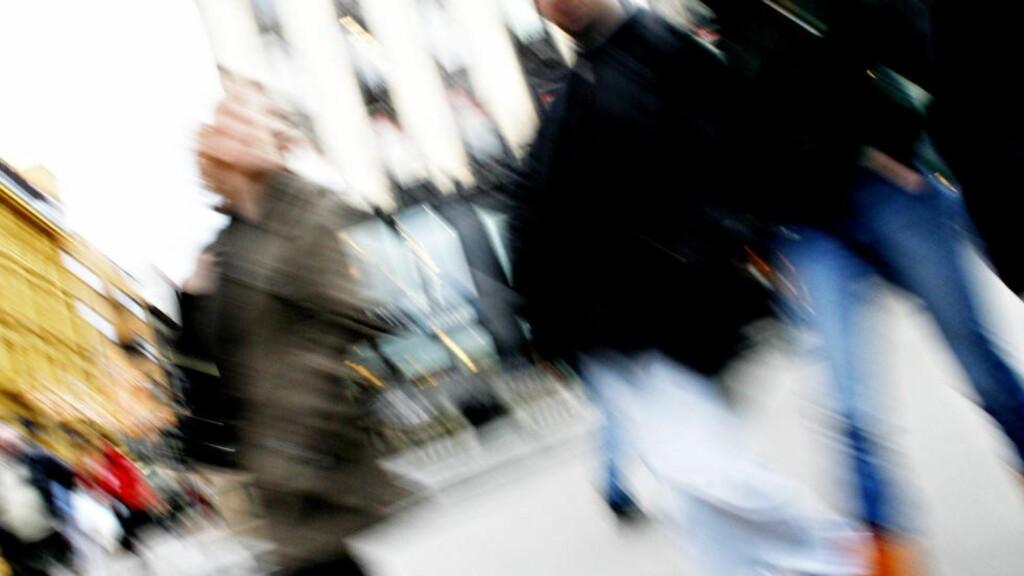 HØYT TEMPO:  En hektisk hverdag kan tappe deg for energi. Sørg for å ta kontroll over stresset.  Foto: OLE C. H. THOMASSEN / Dagbladet