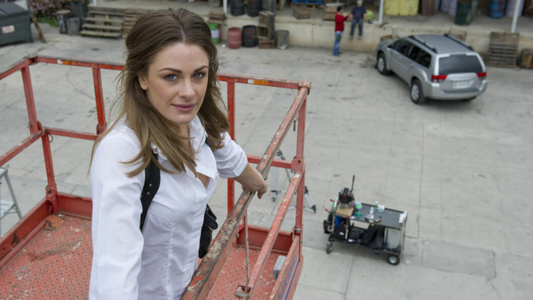- Jeg var ikke forberedt på at det skulle gå så ille, sier Jenny Skavlan, som endte på sykehus da hun filmet i Los Angeles. Foto: Magnus Sundholm