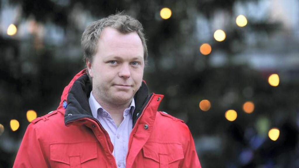 LYSBAKKEN-KOMPIS: Gjermund Skaar er ansatt i Reform, og er den nære vennen Audun Lysbakken burde opplyst om, før han ga million-støtte til stiftelsen.