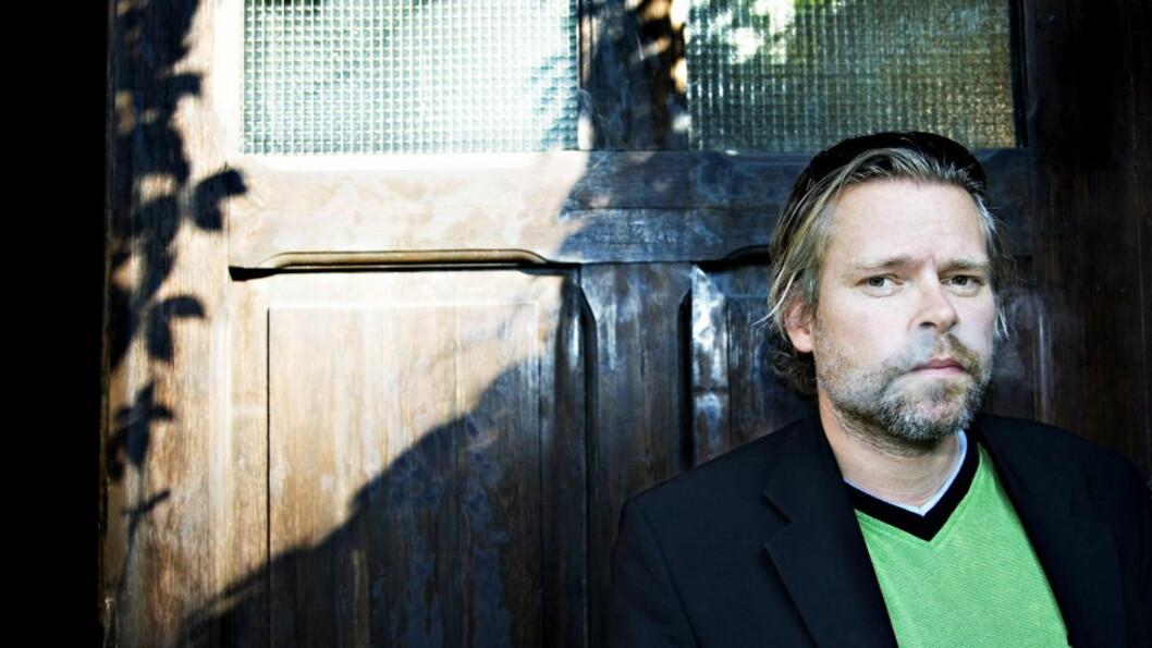 <strong>SISTE INTERVJU:</strong> Stig Sæterbakken er fortsatt på en merkverdig måte til stede, skriver Fredrik Wandrup. I det nye nummeret av Vagant får vi det aller siste intervjuet som ble gjort med ham.  Foto: NINA HANSEN / Dagbladet
