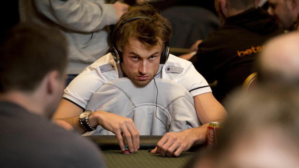 TIDLIG EXIT: Petter Northug røyk ut av NM i poker på 475 plass i dagens heat. Foto: Øistein Norum Monsen / DAGBLADET