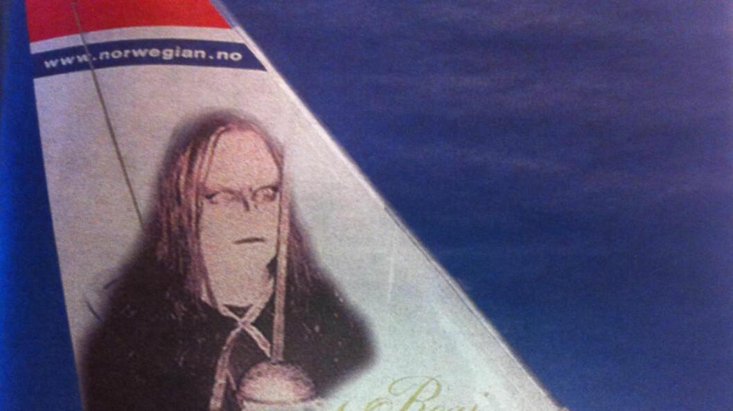 FORBINDES MED NORGE: «Svartmetallen er en del av den norske kulturhistorien og uløselig knyttet til merkevaren Norge,» skriver kronikkforfatteren. Montasje: Pål Dybwik