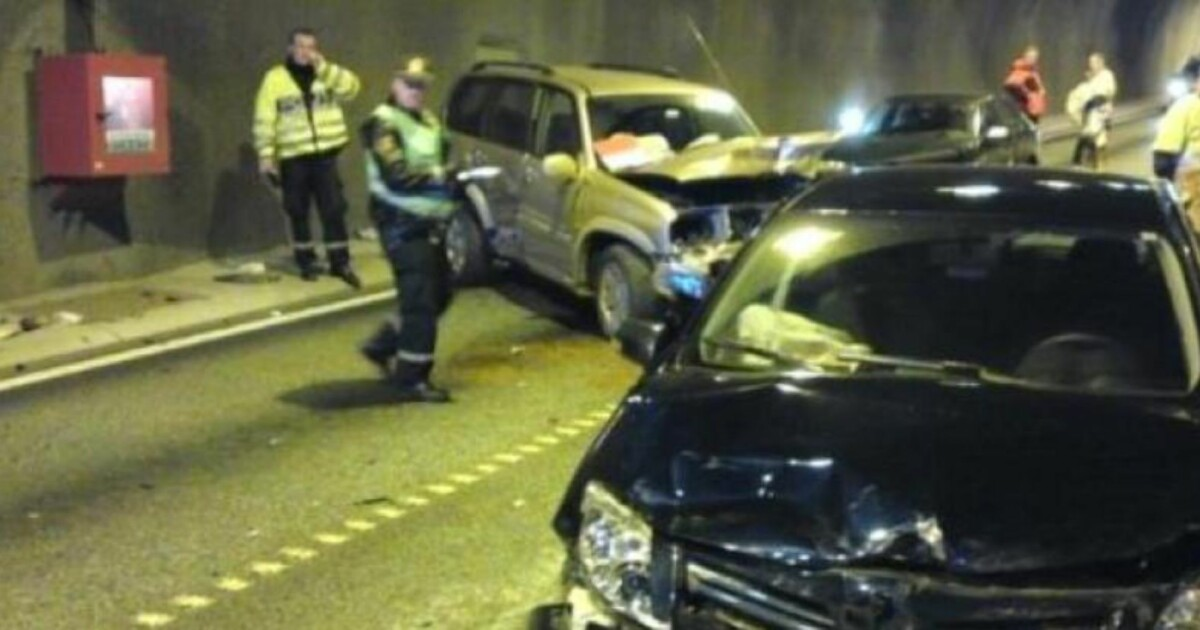 Bilulykke Hordaland