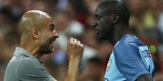 image: Toure beskylder Guardiola for rasisme