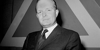 image: Truman Capotes aske solgt på auksjon
