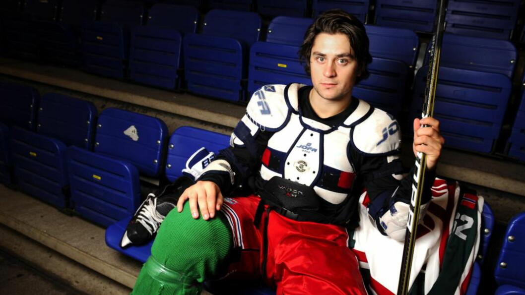 <strong>VIL TILBAKE TIL EUROPA:</strong> Mats Zuccarello Aasen mistrives i AHL og vil hjem til Europa hvis har ikke får spille i NHL. New York Rangers vil derimot ikke gi slipp på nordmannen. Foto:Erik Berglund