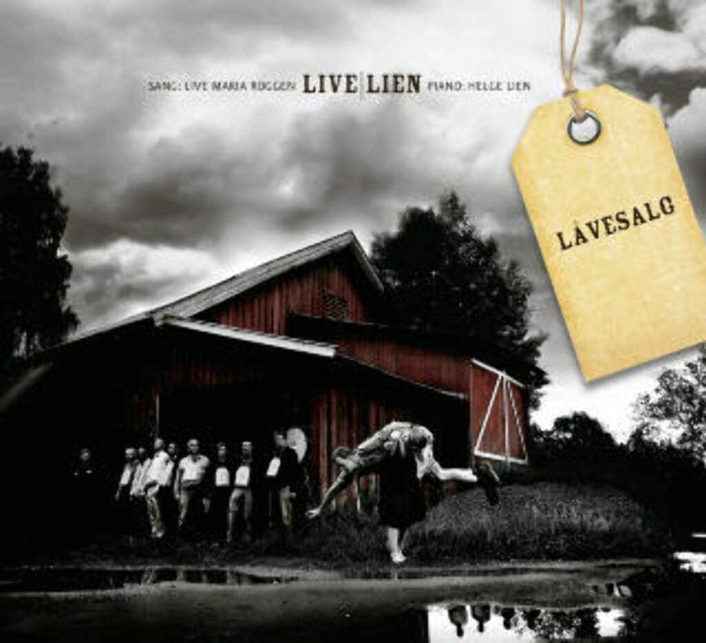 LIVE/LIEN: Mestere i gnistrende duosamarbeid.