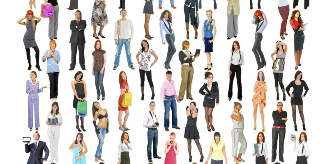 <strong>NAVNET AVSLØRER DEG:</strong> Navnet ditt forteller mye om hvem du er, ifølge forskere. Illustrasjonsfoto: Colourbox