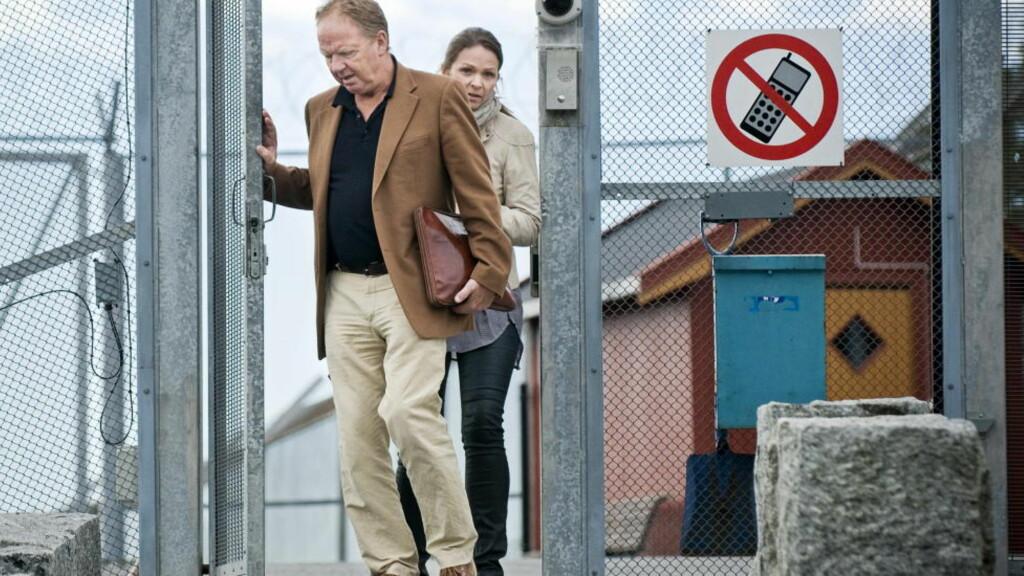 Rapport om Breiviks psyke fyller 230 sider - Dagbladet