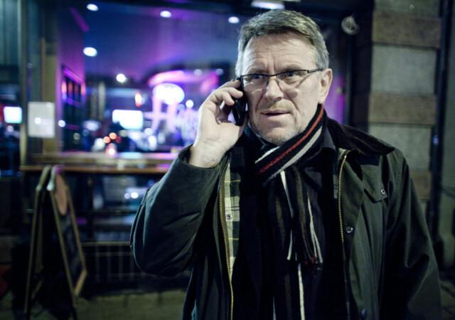 ae4fafb6 ANGRER: Stortingsrepresentant Henning Skumsvoll (Frp) er veldig fornøyd  etter at politiet har henlagt