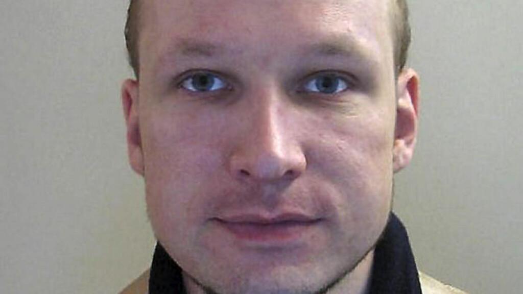 PARANOID SCHIZOFREN: Rettspsykiaterne mener massemorderen Anders Behring Breivik er syk og ikke kan straffes med fengsel. Foto: Politiet