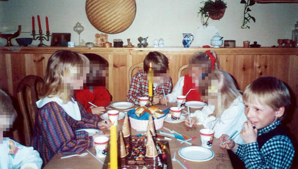 ENGSTLIG BARN: I brev til barnevernet etter samme opphold beskrives Breivik som et «kontaktavergende, litt engstelig, passivt barn, med et manisk preget forsvar med rastløs aktivitet og et påtatt, avvergende smil». Det foreligger i brevet til barnevernet ingen diagnose knyttet til Breiviks psykiske helse, og «heller ingen spesifikk beskrivelse av øvrige psykopatologi». Foto: PRIVAT