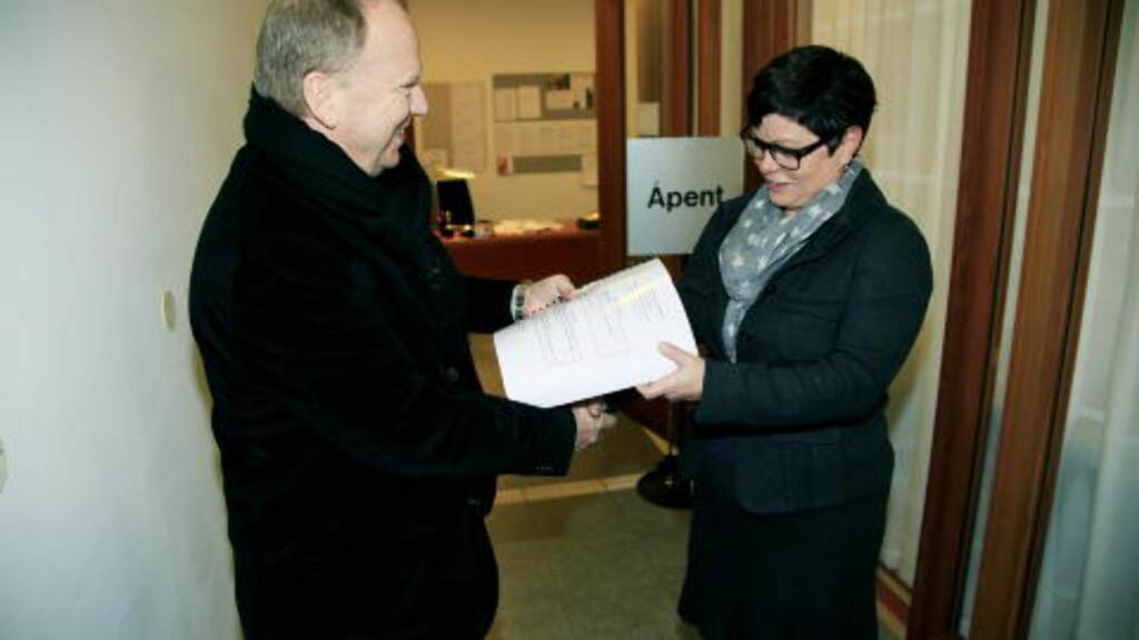 FARLIG: Anders Behring Breivik «fremstår følgelig både suicidal og som en reell fare for andre», skriver de sakkyndige. Foto: JACQUES HVISTENDAHL/DAGBLADET