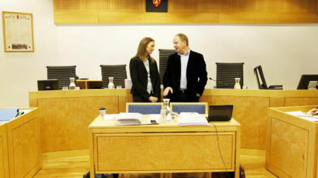 - PARANOID: Breivik «frembyr et bilde av stabile, detaljerte og altomfattende, paranoide og grandiose vrangforestillinger. Symptomene har bisarr karakter», skriver de sakkyndige. Foto: HÅKON MOSVOLD LARSEN/SCANPIX