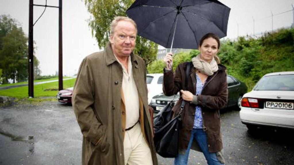 - IKKE I TVIL: De rettspsykiatrisk sakkyndige Synne Sørheim og Torgeir Husby hadde 13 samtaler på til sammen 36 timer med Breivik. De var ikke i tvil om konklusjonen.Foto: ØISTEIN NORUM MONSEN/DAGBLADET