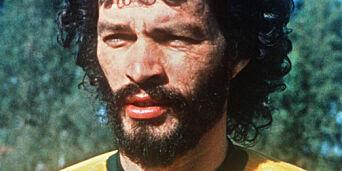 image: Fotballegenden Socrates kjemper for livet