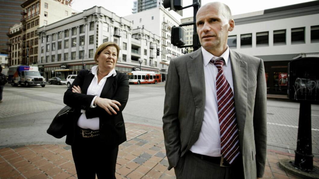 <strong>BLIR KONTAKTET:</strong> Advokatene Vibeke Hein Bæra og Geir Lippestad blir kontaktet av venner og bekjente av Anders Behring Breivik som vil gi opplysninger om terroristen. Foto: Ørjan F. Ellingvåg