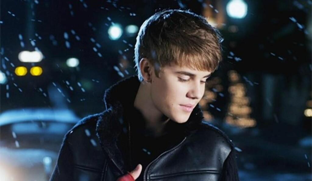 Og god uinspirert jul til deg, Justin Bieber - Dagbladet