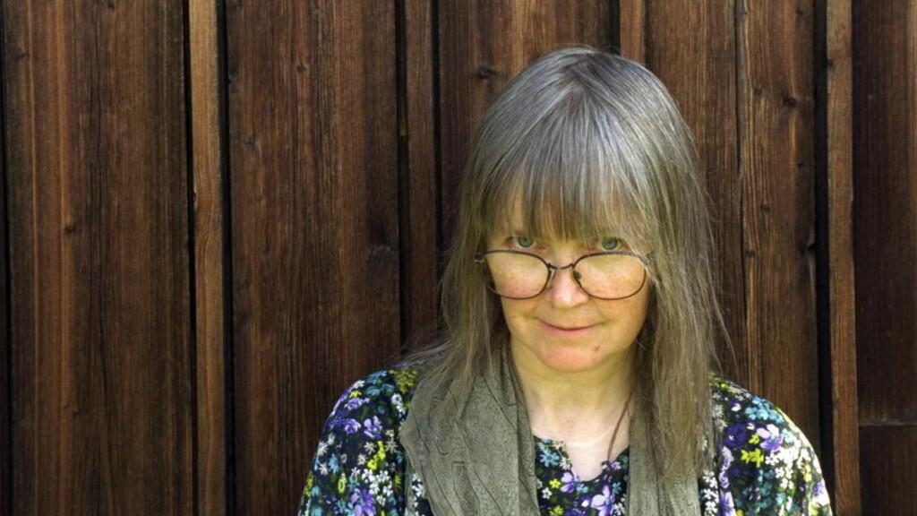 FULLFØRT: Britt karin larsen har med årets roman fullført en ny trilogi. Vår anmelder er vilt begeistret. Foto: SIRI BERREFJORD