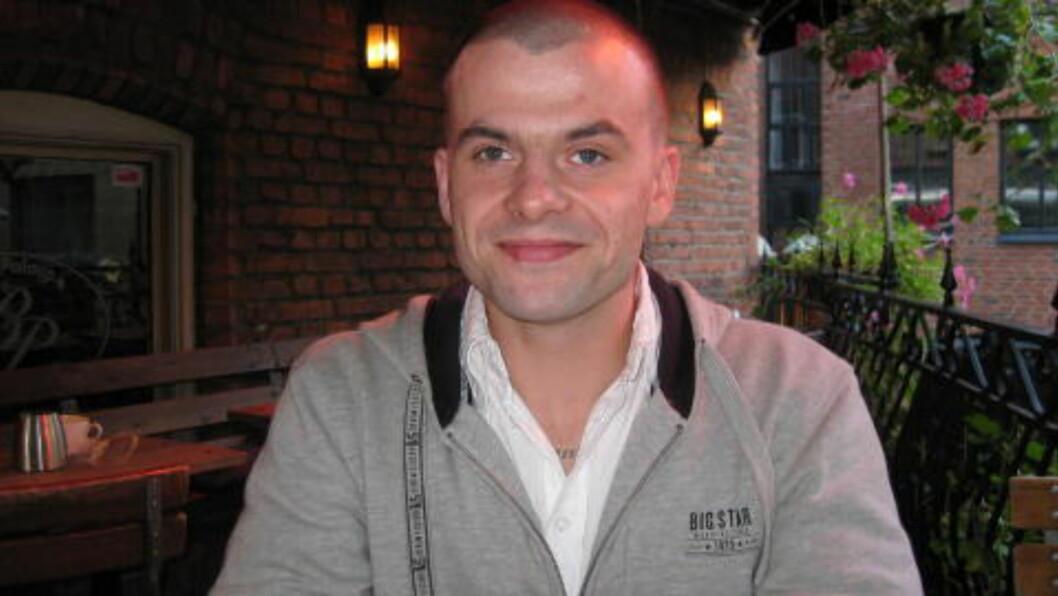 <strong>FORSVANT:</strong> Kubina Piotr ble sist sett beruset klokka halv fire 26. november. Han var på seminar på Hønefoss sammen med kollegane sine. Foto: Privat