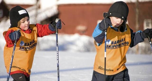 8297f854 Derfor skal du ikke lære barna å gå på ski - Dagbladet