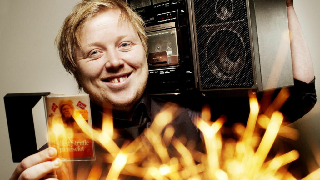 Nytt liv for Kurt Nilsen: Jeg går ikke på fylla lenger. . Foto: Agnete Brun / Dagbladet